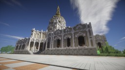 National Theater of Sarmatia Minecraft Map & Project
