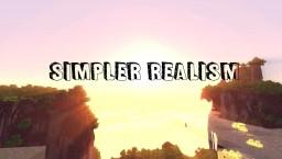 Simpler Realism Minecraft Texture Pack