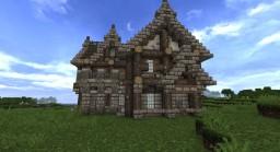 Medieval Tavern/Inn Minecraft Project