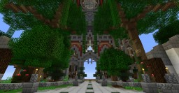Spawn Cathedral Minecraft Map & Project