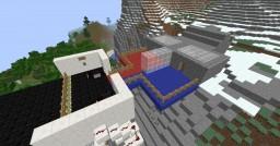 Race Cars vanilla minecraft Minecraft Map & Project