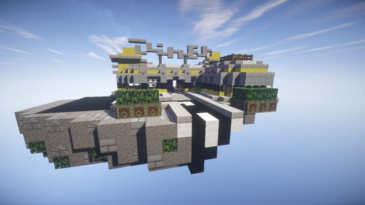 Bedwars Diner Minecraft Project