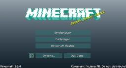 High Tech GUI Pack Minecraft Texture Pack