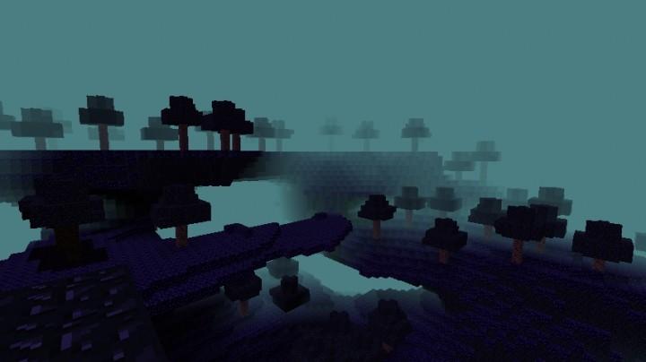 Shadow dimension ,this thing is creepy!