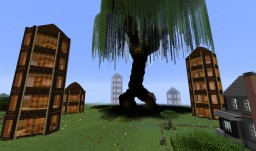 Watch Tower / Home Minecraft Map & Project