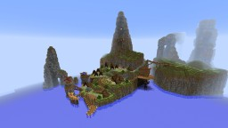 Berk Island Build by Anders_Gaming Minecraft Project