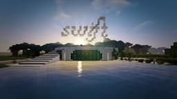 """Swift"" - An Underwater Modern Home Minecraft Map & Project"