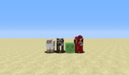Rideable Mobs In Vanilla minecraft - One command Minecraft Map & Project