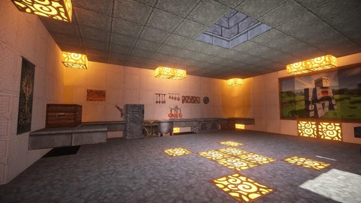 Minecraft Bedroom Bin