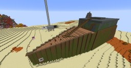 Observation Titanic (Shipwrecked Titanic TO SCALE) Contest Minecraft Project