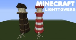 Project II - Light-tower Minecraft Project