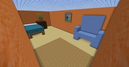 Giants' Bedroom Minecraft Project