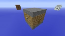 SkyHouse Minecraft Project
