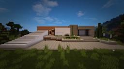 """Polar"" - A Modern Home Minecraft Map & Project"
