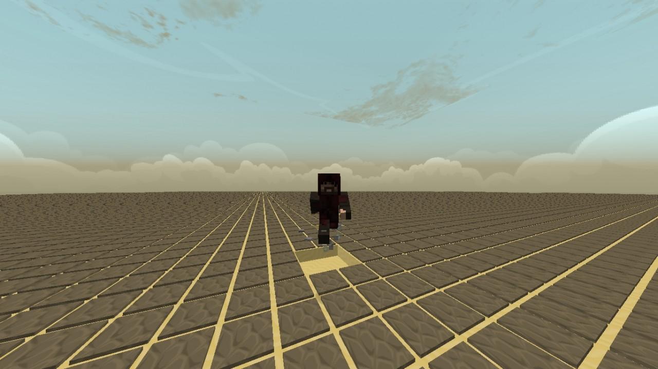 TNT Run - Superflat Preset Minecraft Blog