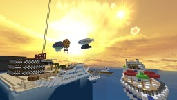 Ville Aquatique Minecraft Map & Project