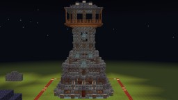 Medieval Watch Tower Minecraft Map & Project