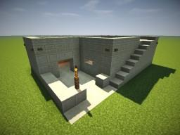 Sandstone House Minecraft