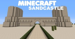 Project I - Sand Castle Minecraft Project