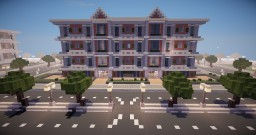 Modern Apartments Minecraft Map & Project