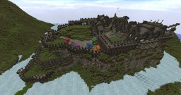 Castle of Serenity Minecraft Map & Project