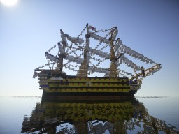 HMS Victory Minecraft Map & Project