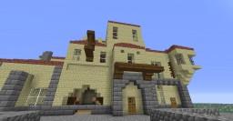 Tiberine Island Den Minecraft Map & Project