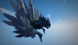 Ice Dragon Minecraft