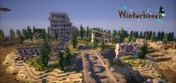 Winterhaven - Survival Games Map Minecraft Map & Project