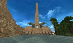 Necropolis (Egyptopia World) Minecraft Map & Project