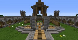 Server Spawn [1.8] [Faction's] Minecraft Map & Project