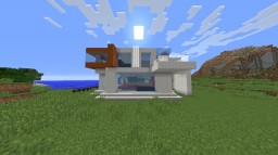 My Modern Home Minecraft Map & Project