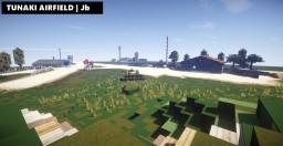 Tunaki Airfield | JasimeBuilds Minecraft Map & Project