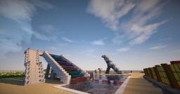 Schwimmbad  ( Sport und Spaß Bad von Sirius Gaming ) Minecraft Map & Project