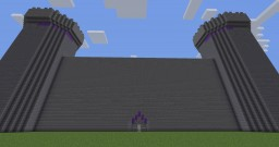 Traditional Castle (of sorts) Minecraft Map & Project