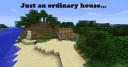 Island Hidden Bunker Minecraft Map & Project