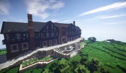 Tudor Mansion Minecraft Map & Project