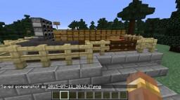 Survival Starter Minecraft Map & Project