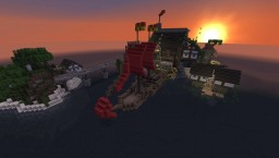medevil small town Minecraft Map & Project