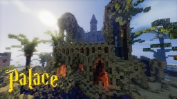 [MythiCubeMMO]: The Palace of Oasis, Throne of Power! Minecraft Map & Project