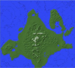 Sinnoh region Minecraft Map & Project