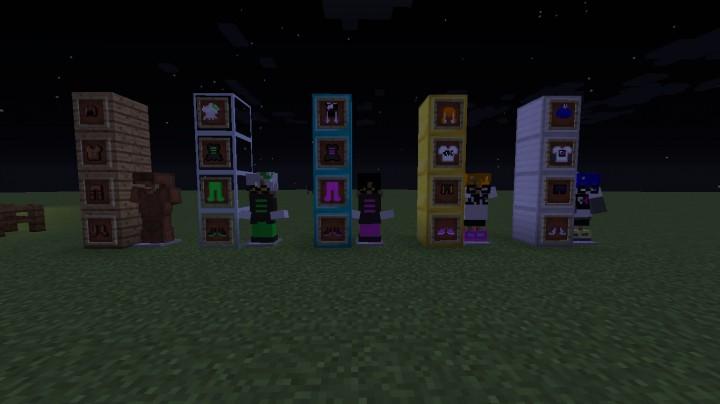 Splatoon Minecraft Project