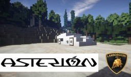 2016 Lamborghini Asterion Minecraft Project