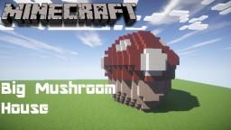 Big Mushroom House Minecraft Project