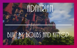 Adaarian Minecraft Map & Project