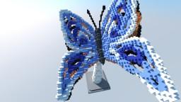 Minecraft Timelapse - Butterfly Minecraft Map & Project