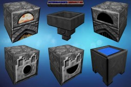 Intermacgod_Default_HD_Resource_Pack (512, 256, 128) V1.8.8