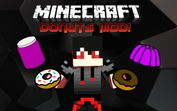 The Donuts Mod! Huge Update! (1.8) [FORGE] Minecraft Mod