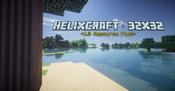 HelixCraft - 32x32 ResourcePack 1.8 Minecraft