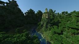 Jungle Spawn/Lobby Minecraft Map & Project